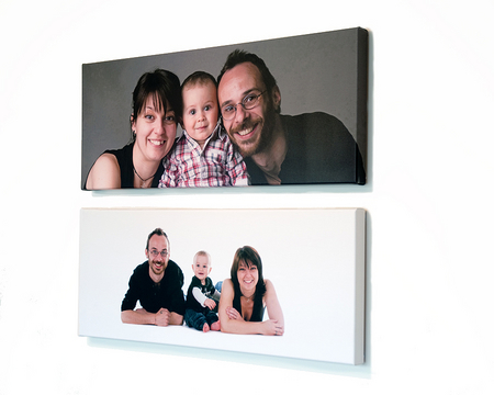 Panoramic Canvases